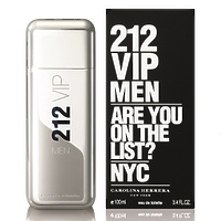 купить Carolina Herrera 212 VIP Men 100 ml в интернет-магазине