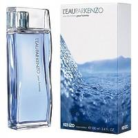 Kenzo L'eau par Kenzo pour homme 100 ml накладки порогов rival для lada kalina 2 2013 н в нерж сталь с надписью 4 шт np 6005 3